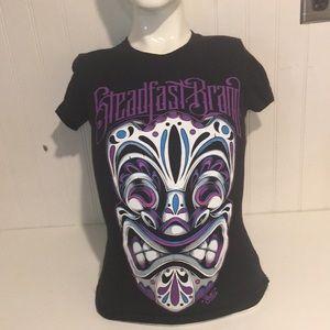 Steadfast Brand Tiki T-shirt